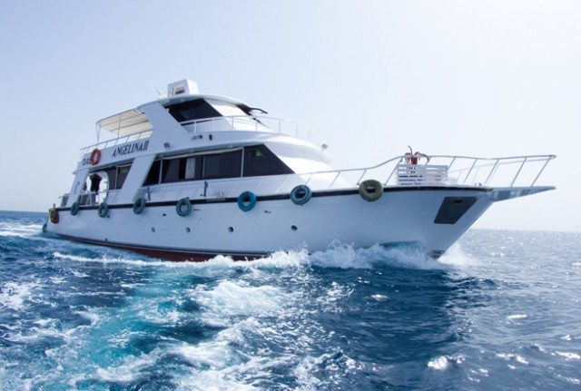 Liveaboard ANGELINA-II